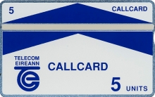 Galway Trial 5u Callcard (front)