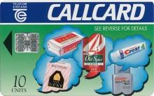 Proctor & Gamble Callcard (front)