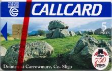 Sligo 750 Callcard (front)