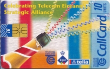 Strategic Alliance Callcard (front)