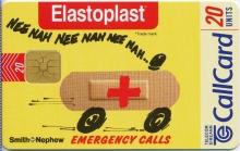 Elastoplast Callcard (front)