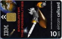 IBM Callcard (front)