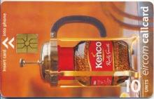Kenco Coffee Callcard (front)