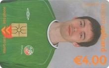 Gary Breen World Cup 2002 Callcard (front)
