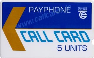 Dublin GPT Trial 5u Callcard (front)