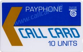 Dublin GPT Trial 10u Shallow Notch Callcard (front)