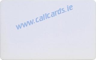 Limerick Trial 100u Callcard (back)