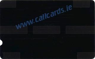 Cork FITCE (F.I.T.C.E) Conference 100u Callcard (back)