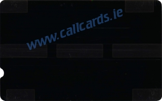 Dublin Millennium 10u Callcard (back)
