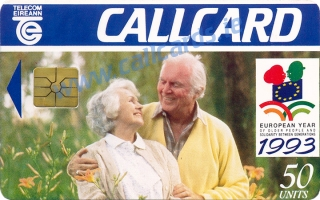EC Year of the Elderly - Reach Out Callcard (front)