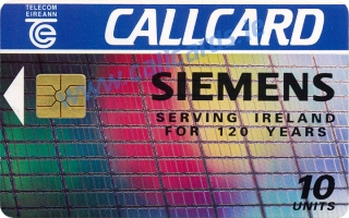 Siemens Callcard (front)