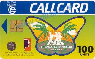Brazilian Challenge Callcard (front)
