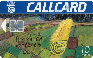 Design a Callcard 1995 Callcard (front)