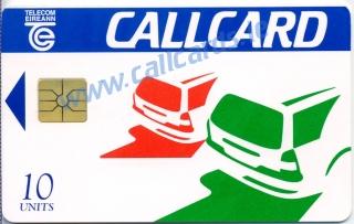 Opel A.G. Callcard (front)