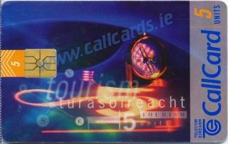Tourism Callcard (front)