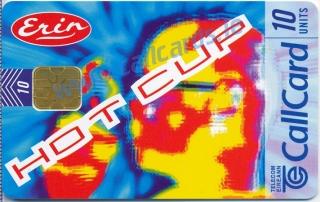 Erin Hot Cup 1997 Callcard (front)