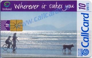 Bord Failte Callcard (front)
