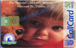 National Childrens Hospital Callcard (front)