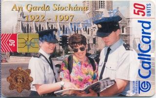 An Garda Siochana (front)