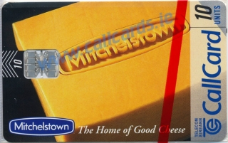 Mitchelstown Cheese Callcard (front)