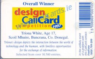 Design a CallCard 1997 Callcard (back)