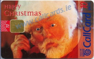 Christmas 1998 General Issue Callcard (front)