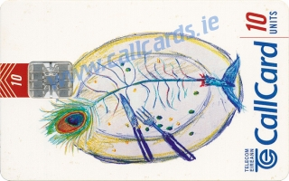 Design A Callcard 1998 Callcard (front)