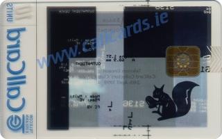 Collectors Fair 1999 Callcard (back)