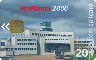 Aer Rianta Callcard (front)
