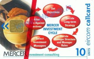 Mercer Callcard (front)