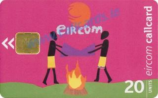 Design a Callcard 1999 Callcard (front)