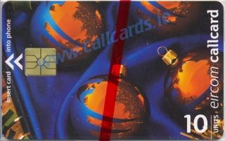 Christmas 2000 Callcard (front)