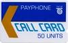 Dublin GPT Trial 50u Callcard (front)