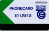 Limerick Trial 10u Callcard (front)