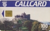 Rock of Cashel Callcard (front)