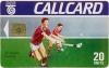 All Ireland Hurling Callcard (front)