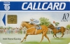 Irish Horse Racing Callcard (front)