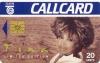 Tina Turner Callcard (front)