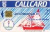 An tOireachtas 1993 Callcard (front)