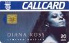 Diana Ross Callcard (front)