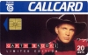 Garth Brooks Callcard (front)