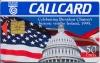 President Clinton Visit Callcard (front)