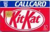 Kit Kat Callcard (front)