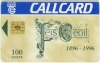 Feis Ceoil Callcard (front)