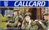An FCA (F.C.A.) Callcard (front)
