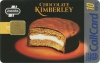 Jacobs Chocolate Kimberley Callcard (front)