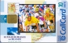 Tour De France Callcard (front)