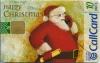 Christmas 1998 Limited Edition Callcard (front)