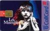 Les Miserables Callcard (front)