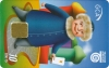 Global Chipcard Alliance Irish Edition Callcard (front)
